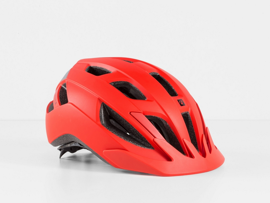 Bontrager Helm Solstice MIPS S/M Red CE
