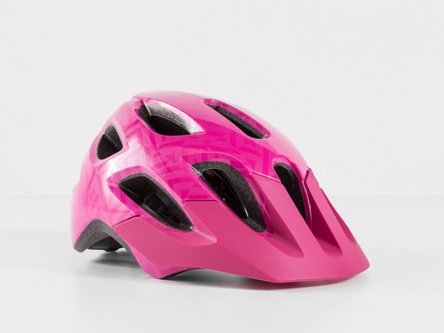 Bontrager Helm Tyro Child Flamingo Pink CE