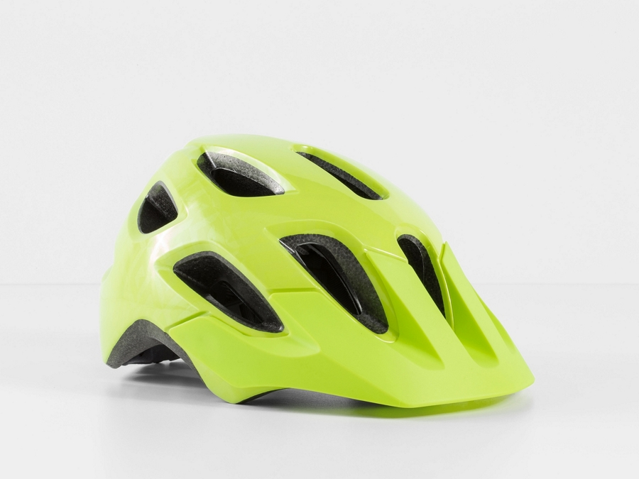 Bontrager Helm Tyro Youth Radioactive Yellow CE